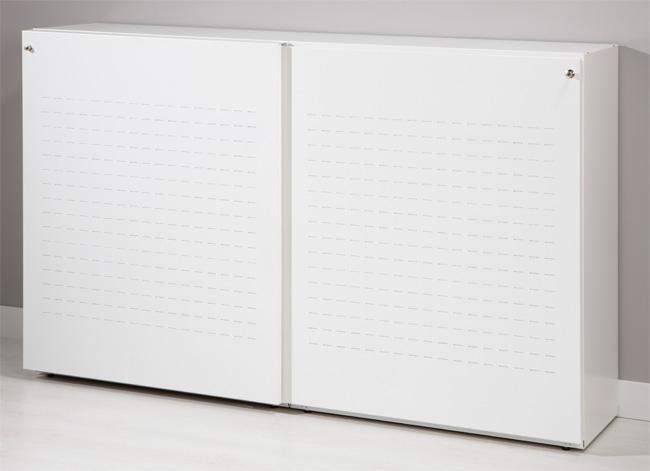 be122 slide armoire portes coulissantes acoustique 2e hands en nieuw kantoormeubilair. Black Bedroom Furniture Sets. Home Design Ideas