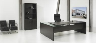 L-Bureau Direct-it 230x172cm antraciet